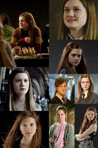 Ginny Weasley-one of my favourite fictional characters