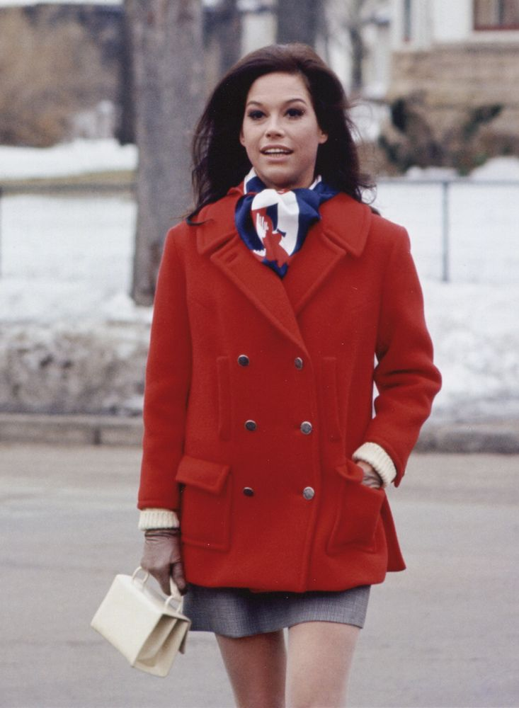 Mary Tyler Moore is such an inspiration. Not to mention her awesome wardrobe!