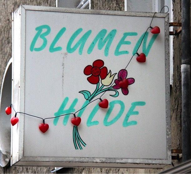 Blumen Hilde