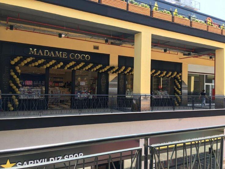 İzmir Menemen Novada AVM MadameCoco mağazamız 23.06.2017 Cuma günü saat 10:00 da hizmete açılmıştır.