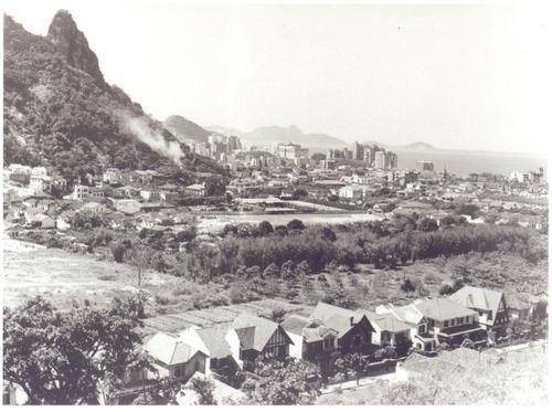 Rua Santa Clara - década de 30