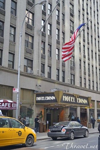 Affordable Hotels New York City Near Times Square