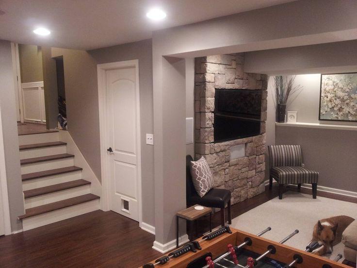 best 25 basement renovations ideas on pinterest. Black Bedroom Furniture Sets. Home Design Ideas