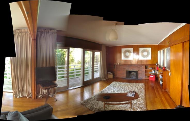MId Century Modern @ 238 Konini Rd, Titirangi NZ,