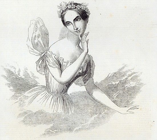 Lucile #Grahn emblema dello stile romantico danese  Una delle più grandi #ballerine romantiche è senza dubbio Lucile Alexia Grahn, danzatrice danese che si formò fin da piccolissima sotto la guida del danzatore e coreografo August Bournonville presso la scuola del Royal Danish Theatre di Copenaghen.