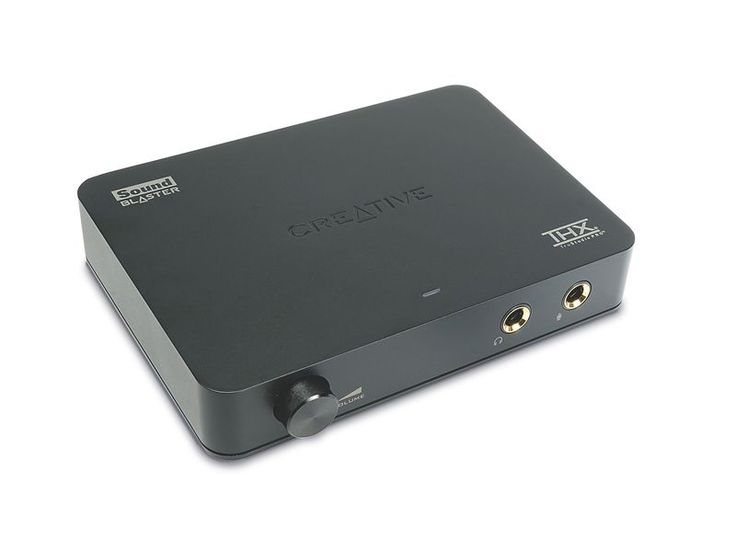 Creative Sound Blaster X-Fi HD review | Can this USB sound card really impress the audiophiles? Reviews | TechRadar