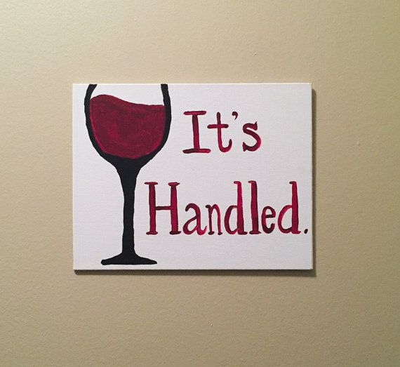 Pictured is the 7x9 hand painted quote canvas, Its handled. from Scandal.  This canvas is PERFECT for the Scandal & Shondaland lover in your