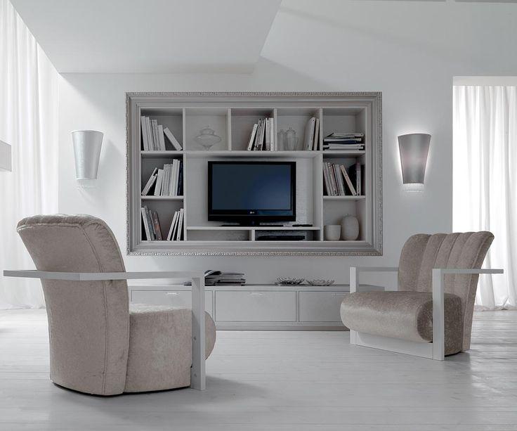 Honorowe miejsce  #classic #design #furniture #from #italy #livingroom #internoitaliano