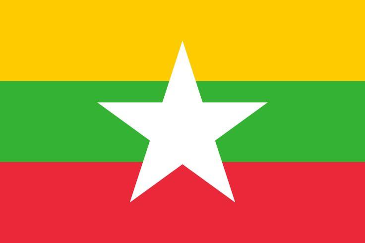 Fichier:Flag of Myanmar.svg