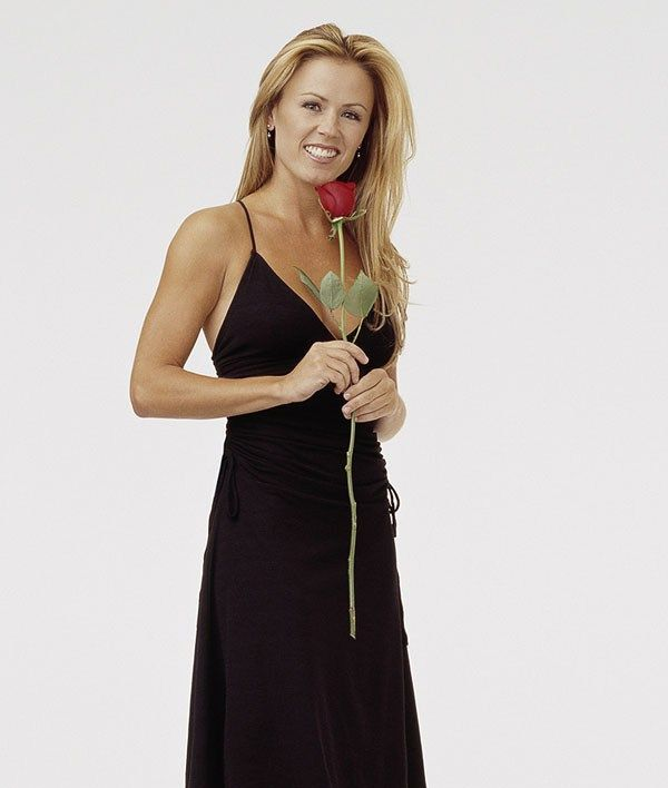 Trista Sutter - The Bachelor Season 1 - Alex Michel
