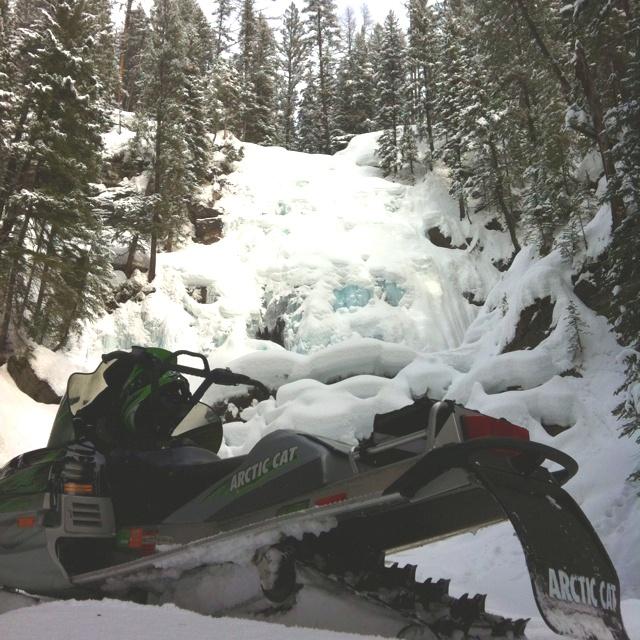 Morrell Falls, Seeley Lake, MT