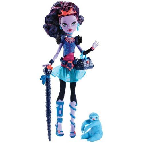 Monster High Jane Boolittle Doll
