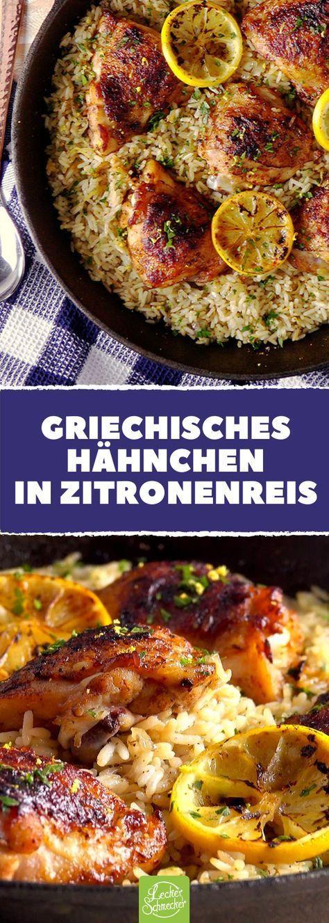 Augen zu und durch: Dieses Huhn wird sauer, aber lecker! #rezept #rezepte #mittagessen #abendessen #kochen #hähnchen #zitrone