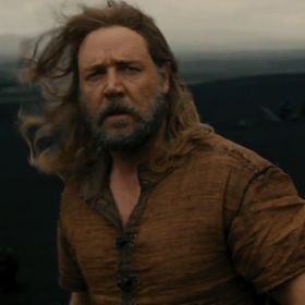 'Noah' Trailer Released: Russell Crowe Stars In Biblical Epic [READ MORE: http://uinterview.com/news/lsquonoahrsquo-trailer-released-russell-crowe-stars-in-biblical-epic-9559] #noah #noahmovie #russellcrowe #siranthonyhopkins #anthonyhopkins #jenniferconnelly #emmawatson #loganlerman