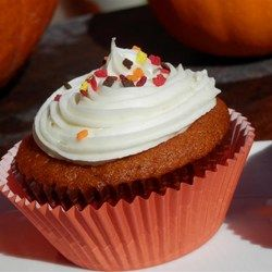 Basic Cream Cheese Frosting - Allrecipes.com 1/2 recipe add 1 cup confection sugar