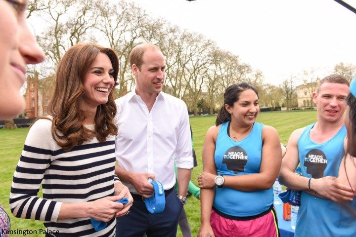Duchess Kate: William, Kate and Harry Spearhead New Mental Health Campaign 'Heads Together' & Exclusive Claudia Bradby Code