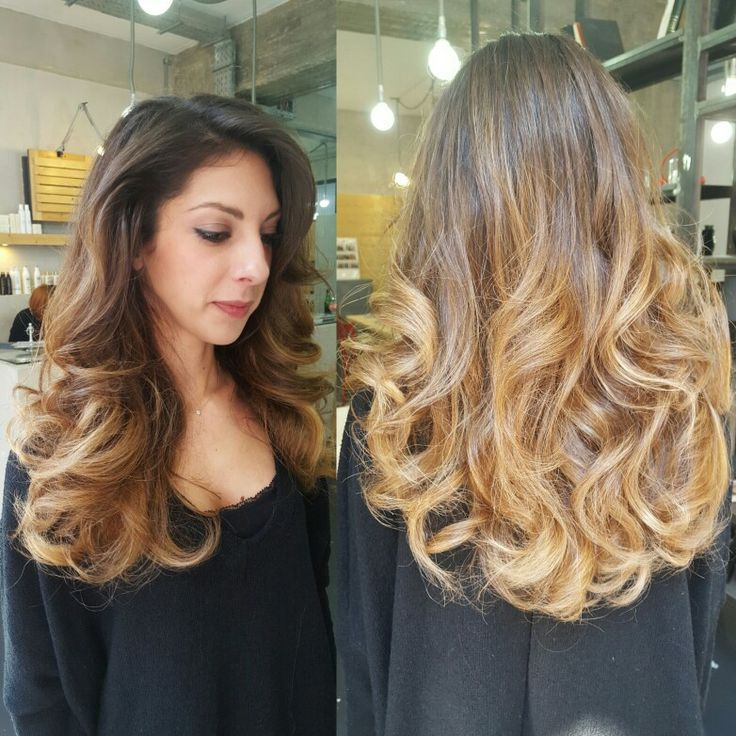 Ombre by In Berlin hair studio athens