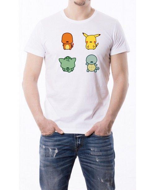 T Shirt Pokemon - Baffi