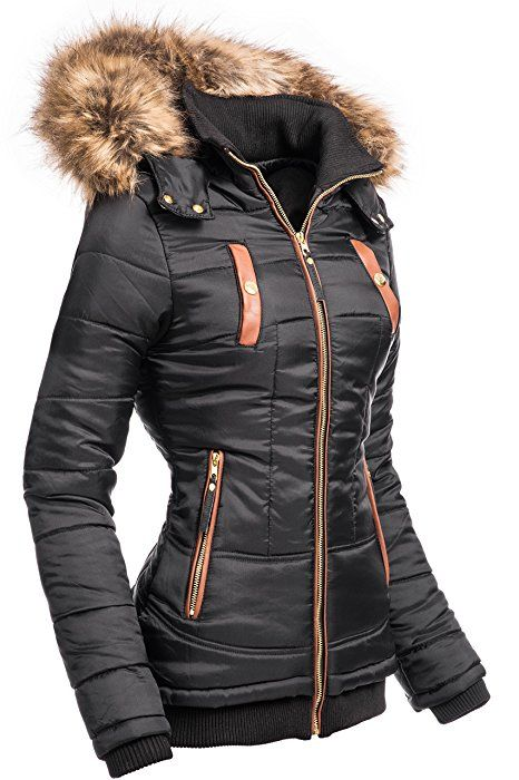 die besten 25 winterjacke mit fell damen ideen auf pinterest winterjacke mit fell. Black Bedroom Furniture Sets. Home Design Ideas