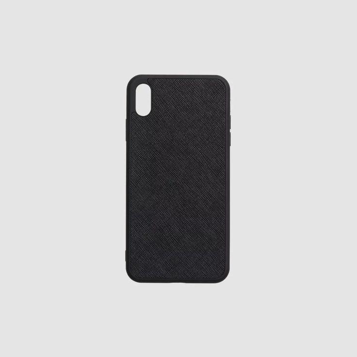 Black iPhone XS Max Case No calorie snacks, Easy chicken
