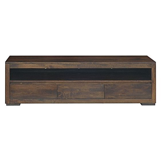 Enjoy The Modern Looks And Practical Design Of The Chelsea 3 Drawer Entertainment Unit From Dover