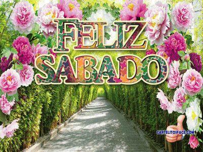 Feliz #sábado de flores