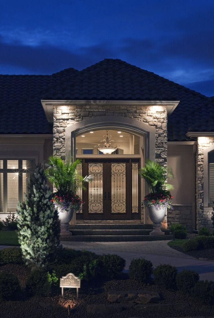 Residential Landscape Lighting Exterior House Lights Outdoor Recessed Lighting House Lighting Outdoor