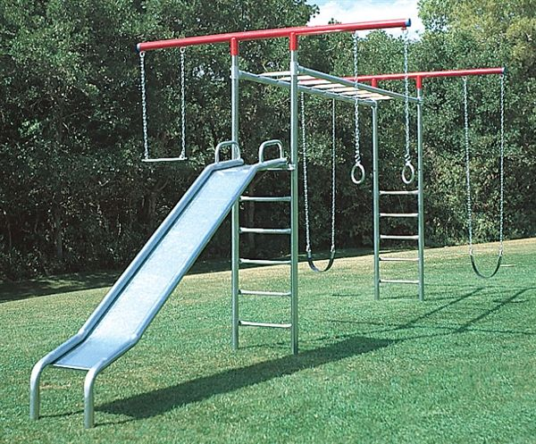 anyone else loose the majority of skin from the back of your legs going down the metal slide that baked in the sun all morning?