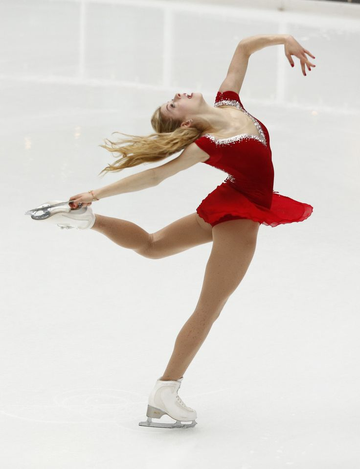 Gracie Gold.      11 Awesome Women To Watch At The 2014 Winter Olympics