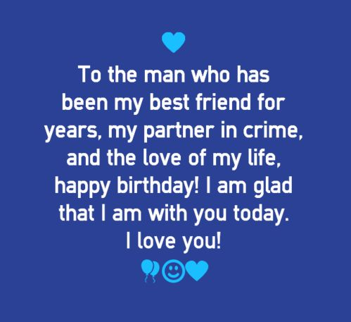 Happy Birthday Quotes For Boyfriend WishesGreeting Love Mesmerizing Best Quotes For Him