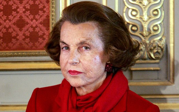 L'Oréal heiress Liliane Bettencourt is to be placed under the guardianship of family members, a judge ruled on Monday.