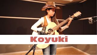 Koyuki: Fingerstyle guitar - Get Going original composition when she was 13 years old  Koyuki: Fingerstyle guitar - Get Going original composition when she was 13 years old my name is Koyuki and I am 13 years old This year I am attending an event which celebrates Mr. Tommy Emmanuel's 60th birthday in Japan. This song is the one I prepared for the occasion. I first saw Tommy when I was 10 years old. I was so moved that I started to play the guitar. Tommy is still a great influence to me. I…