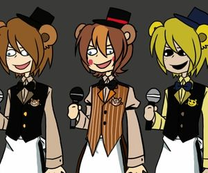 My god the best one is Golden Freddy XD
