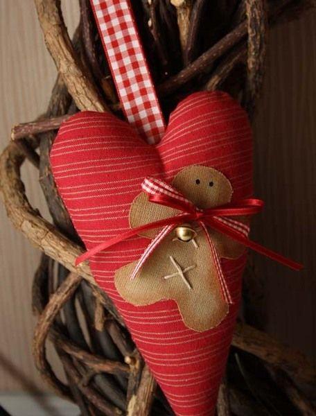 Новогодние идеи - 22 Ноября 2012 - Кукла Тильда. Всё о Тильде, выкройки, мастер-классы. For inspiration.