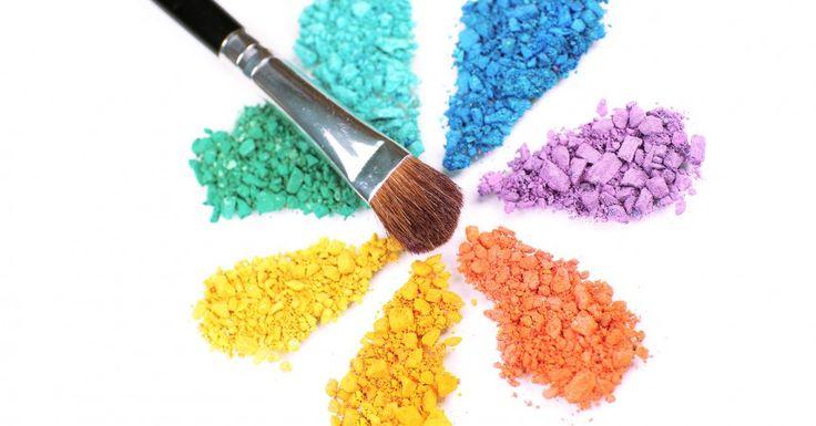 Ombretto in frantumi, come fare? #makeup #makeupartist