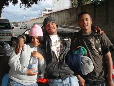 """""""Migrantes hondureños, a su paso por Guadalajara"""": La falta de empleo y la violencia obliga a algunas personas hondureñas a migrar a la Unión Americana para buscar una mejor calidad de vida."""