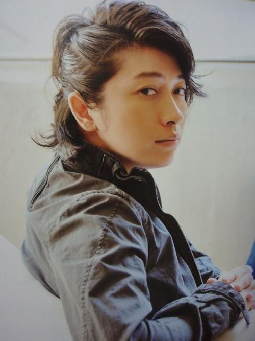 Daisuke Ono - I had the biggest nosebleed of my life. Dang, he's handsome >w
