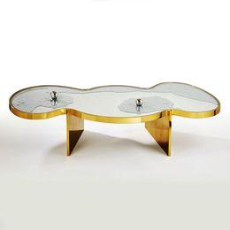 Hubert Le Gall, U0027Frissons Dorée Coffee Tableu0027, 2014, Twenty First Gallery