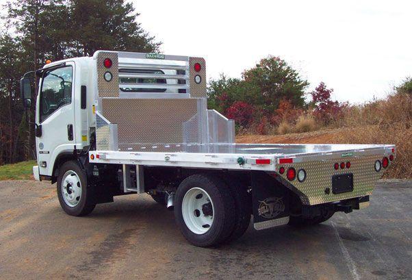 Aluminum Truck Beds by Bull Head - Isuzu Trucks - The Aluminum Truck Bed - Beefed Up - A Cut Above the Rest