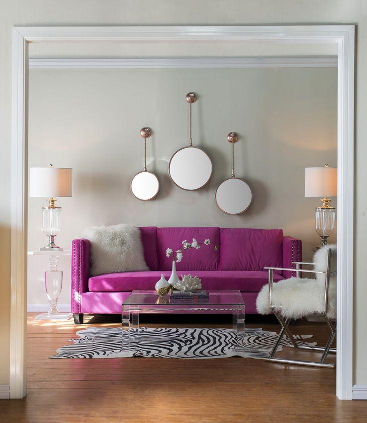 «Arteva Home» - Каталог - Настенные зеркала - Зеркало настенное D45 см