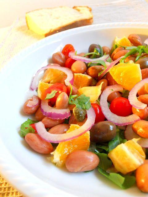 La Cucina dello Stivale: Insalata mediterranea