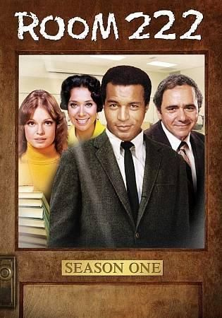 Created by James L. Brooks (THE SIMPSONS) in the late 1960s, ROOM 222 stars Lloyd Haynes as Pete Dixon, an idealistic high school teacher who helps mentor students through a variety of adolescent tria