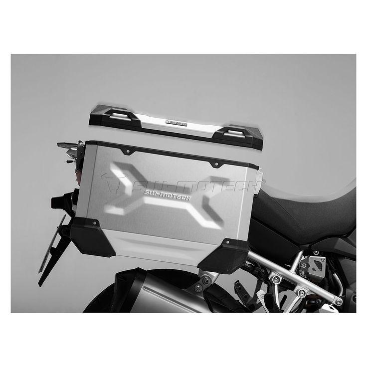 SW-MOTECH TraX Adventure Alu-Box 45 Liter Side Cases