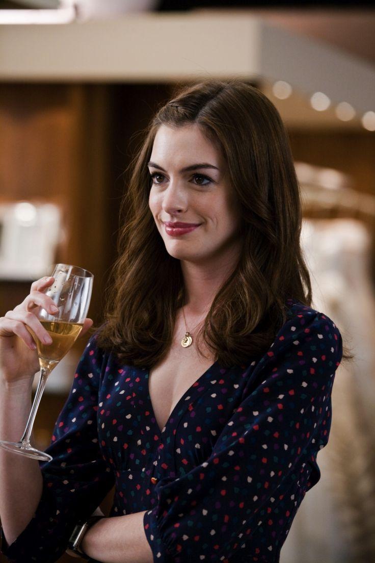 Anne Hathaway en Bride Wars