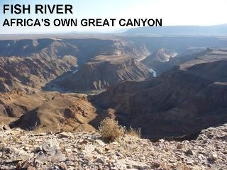 visrivier canyon - Google Search