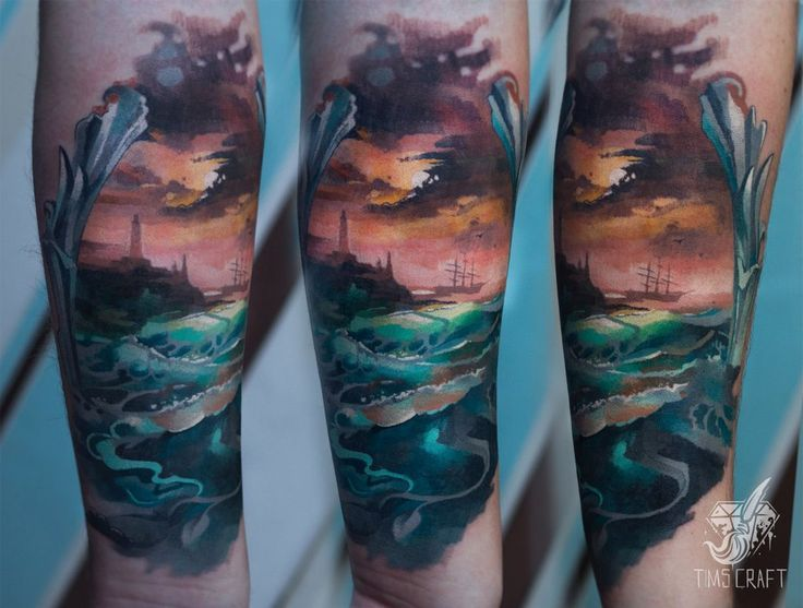 29 Best Storm Cloud Tattoo Designs Images On Pinterest