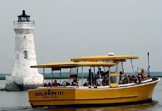 17 best images about transportation charters tours on for Deep sea fishing tybee island