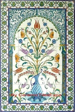Turkish Mosaic Tiles