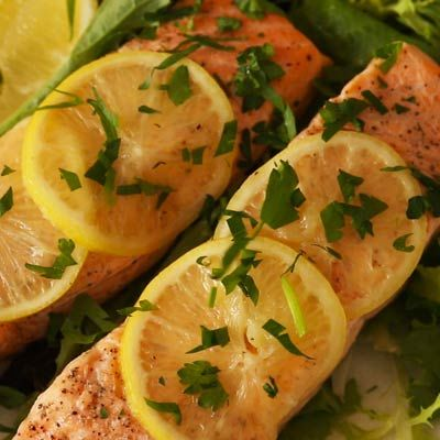 Learn a creative trick for poaching juicy, flavorful salmon. | Health.com