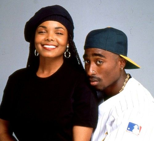 2pac and janet+jackson+ image